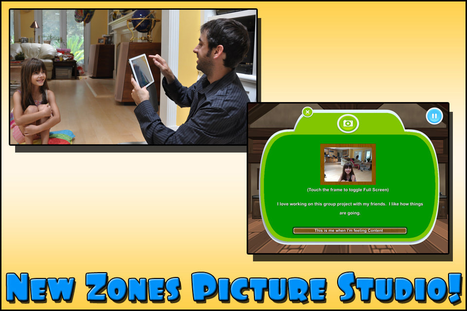 The Zones of Regulation App - The Zones of Regulation: A